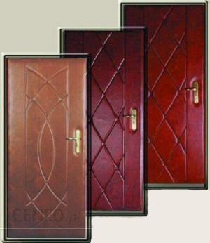 elipsy szerokość 85 cm rodzaj materiału Tapicerka drzwiowa wzór skóropodobny