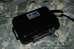 Pelican 1020 Medium Micro Case Black