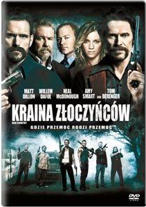 Kraina złoczyńców (Blu-ray)