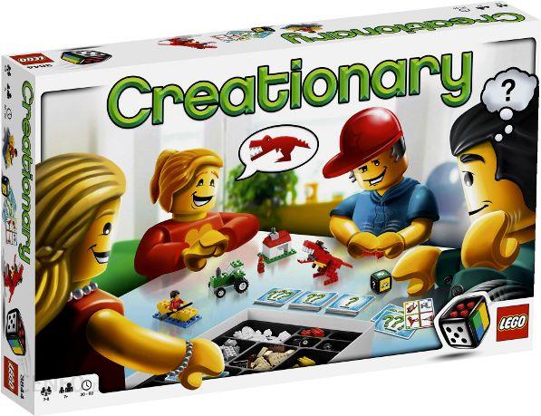 Klocki Lego Gry Creationary 3844 Ceny I Opinie Ceneopl