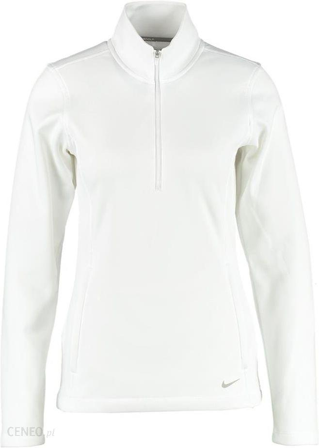 zaoszczędź do 80% wyprzedaż resztek magazynowych dobra jakość Nike Golf THERMAL Bluza z polaru biały