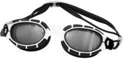 Okulary pływackie PACIFIC 38 czarny zielony jasne