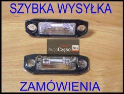 Lampka Tablicy Rejestracyjnej Lampka Oświetlenia Tablicy Rejestracyjnej Volvo C30 C70 S40 V50 S60 S80 V70 Xc60 Xc70 Xc90 Opinie I Ceny Na Ceneopl