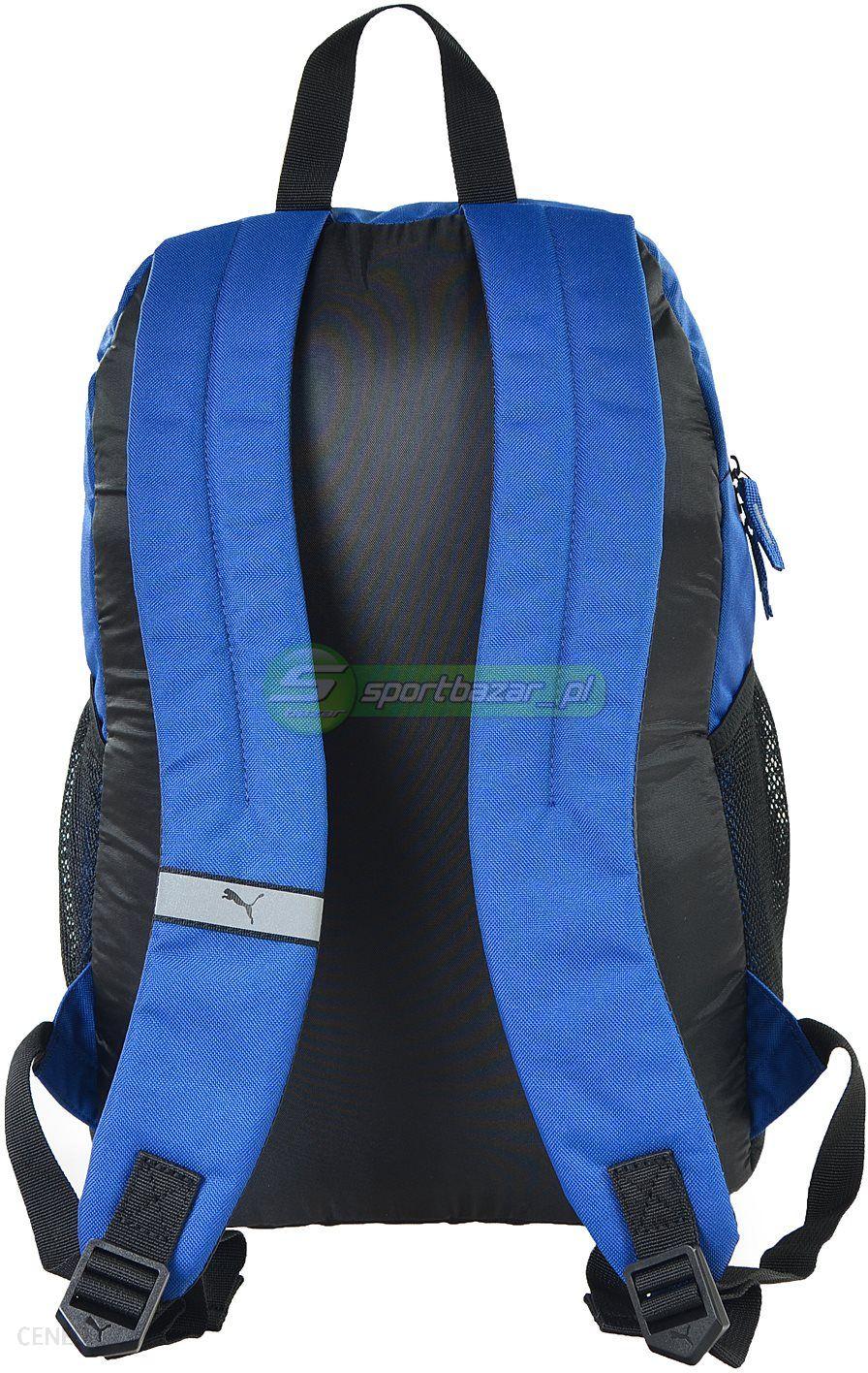 5f50ef93b7791 Plecak PUMA BUZZ BACKPACK granatowy  72602 03 - Ceny i opinie - Ceneo.pl