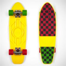 Dusters Cruiser Mighty Cruiser Yellow/Rasta Checker