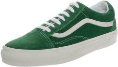Zielone Vansy Old Skool