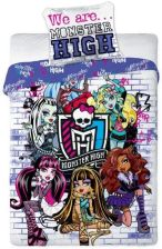 Faro Monster High Komplet Pościeli 160X200 Cm
