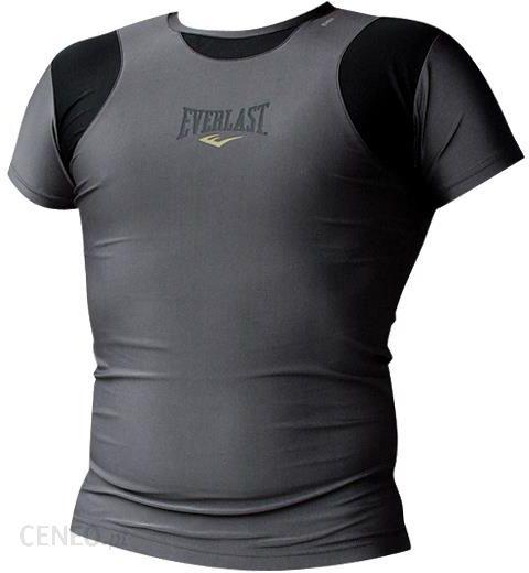56b4493e3abcff Everlast T-Shirt Rashguard 4429-Grey - Koszulka Kompresyjna - Ceny i ...