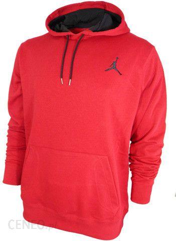 butik wyprzedażowy rozmiar 40 dobra jakość Bluza Nike Jordan ALL- Around Hoody - Czerwona - Ceny i opinie - Ceneo.pl