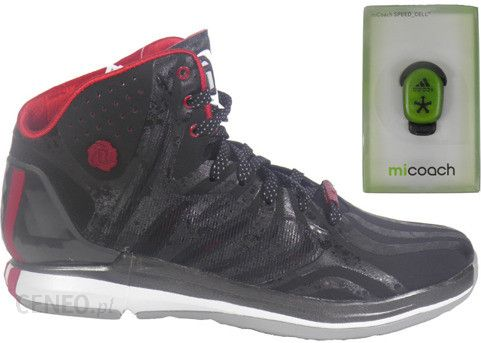 ZESTAW Buty Adidas Derrick Rose 4.5 + System miCoach Speed Cell Ceny i opinie Ceneo.pl