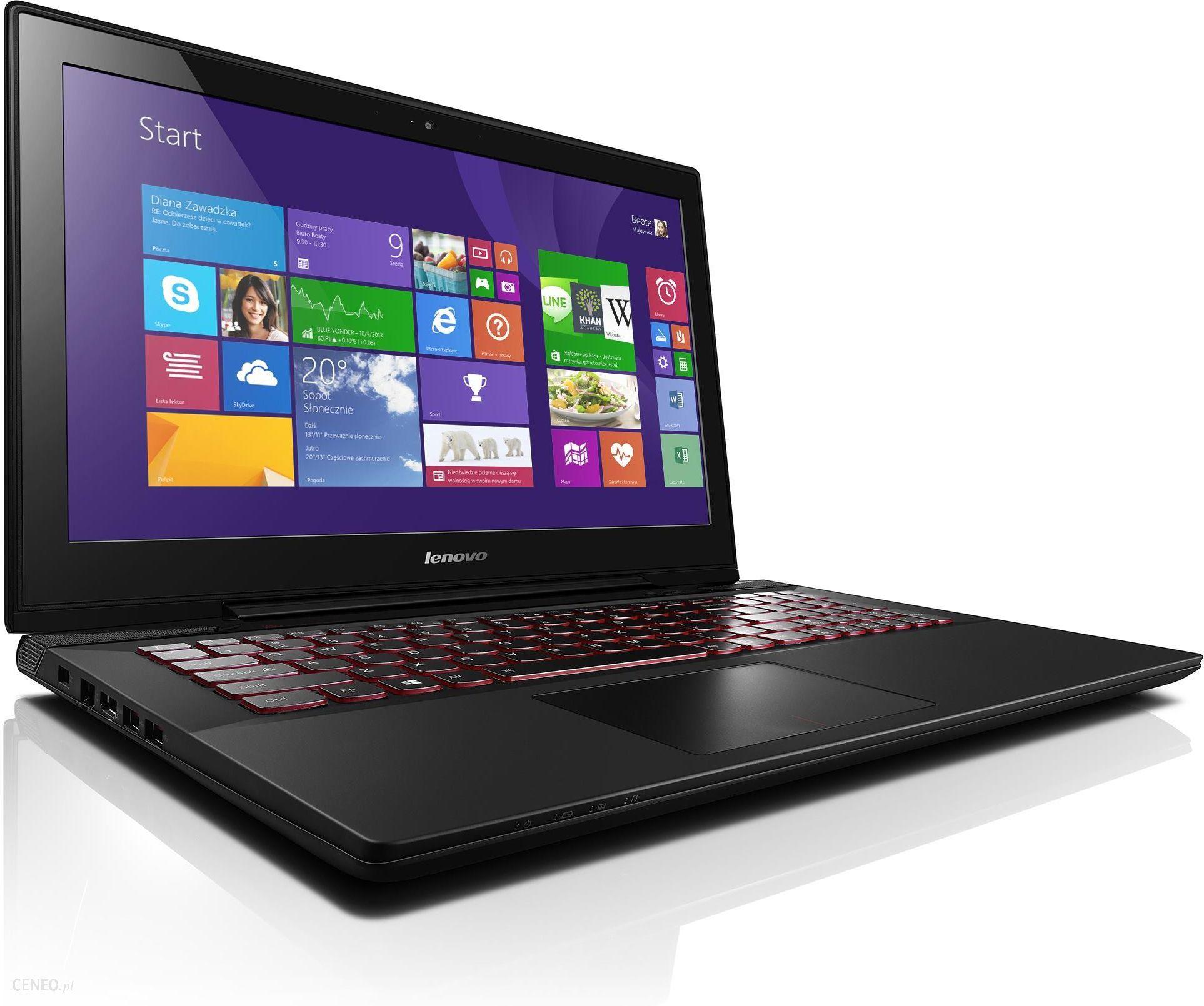 Laptop Lenovo Y50 70 59 zdjęcie 1