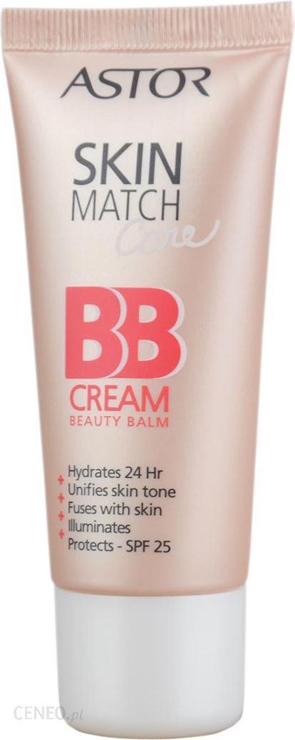 Astor Skin Match Care BB Cream Krem koloryzujący SPF 25