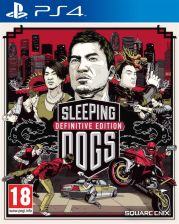 Sleeping Dogs: Definitive Edition (Gra PS4)