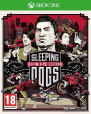 Sleeping Dogs Definitive Edition (Gra Xbox One)