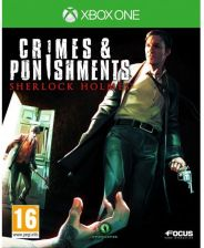 Sherlock Holmes Crimes and Punishments (Gra Xbox One)