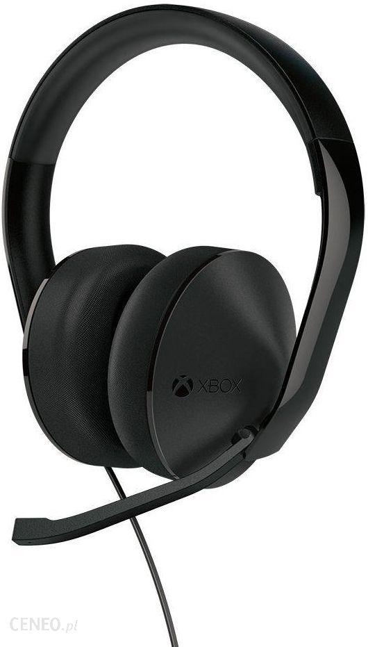 Microsoft Xbox One Stereo Headset Czarny