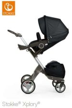 Stokke Xplory Black Spacerowy