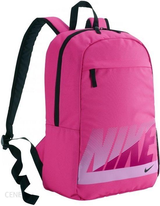 abb908d20686 Plecak Nike Classic Sand 18 różowy BA4864660 - Ceny i opinie - Ceneo.pl