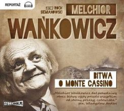 Bitwa o Monte Cassino - audiobook (CD MP3) - zdjęcie 1