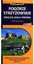 7edba287061 Pogórze Strzyżowskie okolice Jasła i Krosna m.tur.1 50000 - Ceny i ...