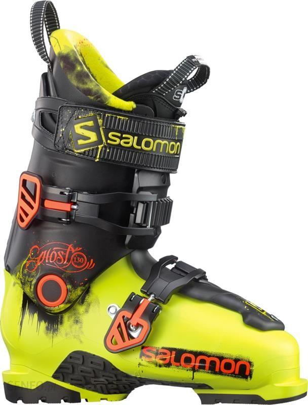 Salomon GHOST 110 buty narciarskie | SkiForum.pl