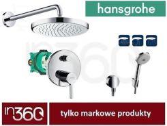 Zestaw Prysznicowy Hansgrohe Metris S Bateria Podtynkowy