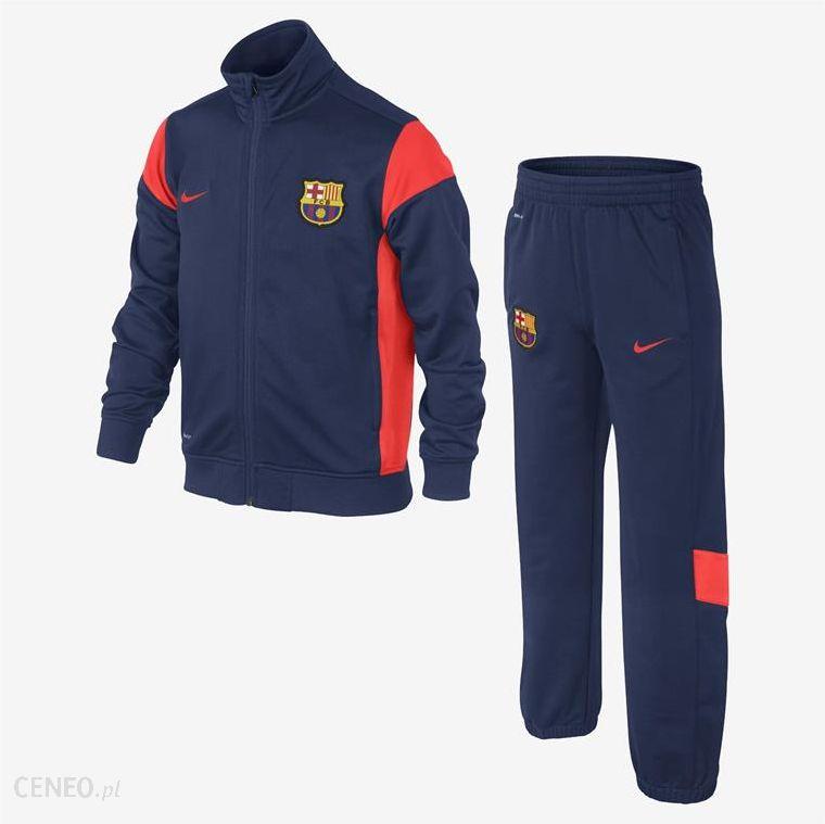 a248b45a1b Nike Dres Dla Dziecka Fc Barcelona 545732-421 - Ceny i opinie - Ceneo.pl