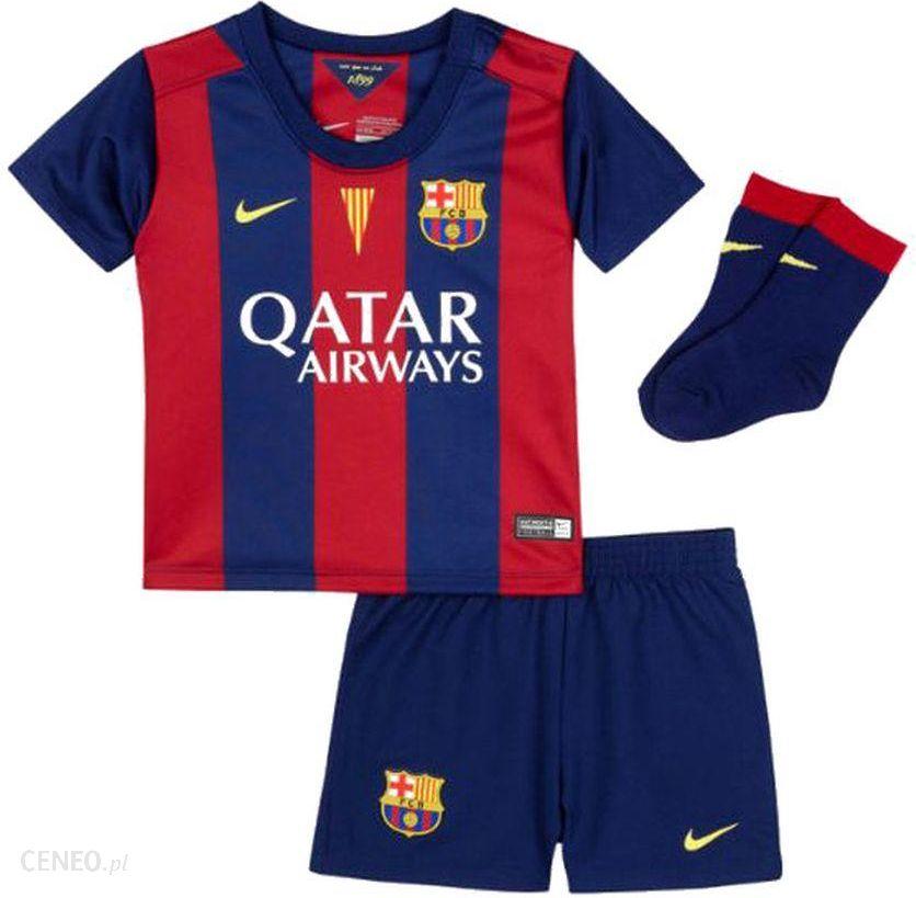 c0599cc33 Nike Strój Dla Dziecka Fc Barcelona 2014/2015 610802-422 - Ceny i ...
