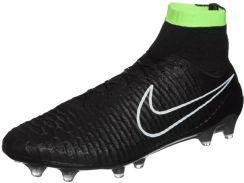new product 0f42e d7576 Buty piłkarskie Nike Magista Obra Korki Lanki Czarny