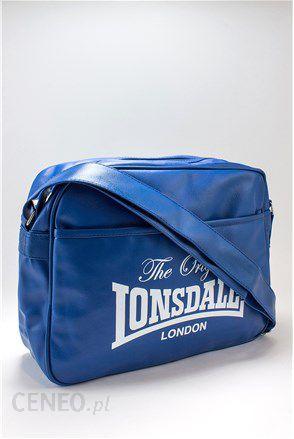 231cddd685ce5 Lonsdale torba na ramię niebieska - Ceny i opinie - Ceneo.pl