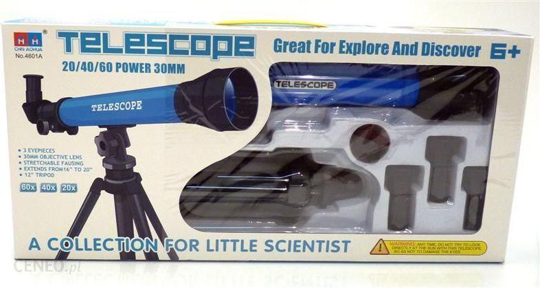 Jaki teleskop astronomiczny dla początkujących ranking teleskopów