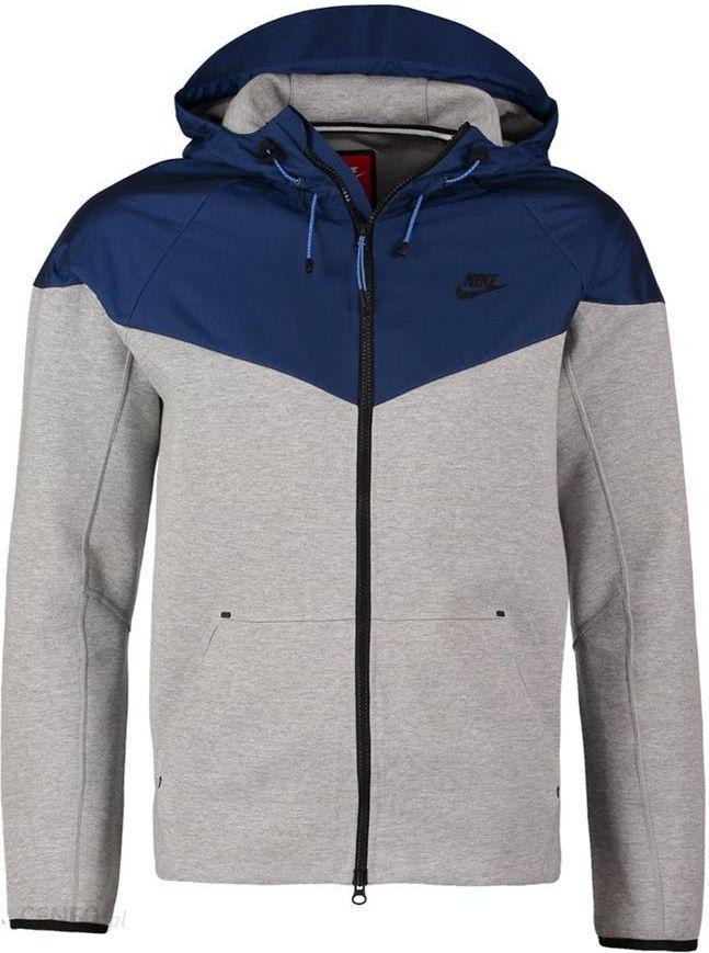 Nike Sportswear TECH WINDRUNNER Kurtka wiosenna szary Ceny i opinie Ceneo.pl