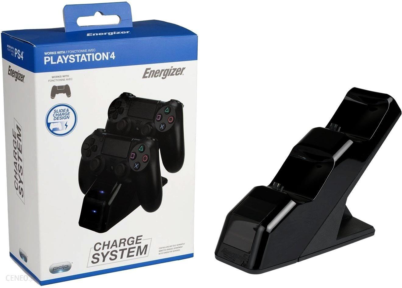Energizer Ladestation PS4