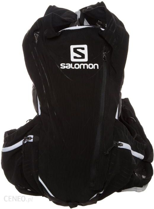 c19529f9410f5 Plecak Salomon Bag Advanced Skin Z Bukłakiem Szary - Ceny i opinie ...