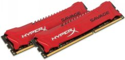Kingston Hyperx Ddr3 2X 4Gb 1600Mhz Cl9 Xmp Savage (Hx316C9Srk2/8)