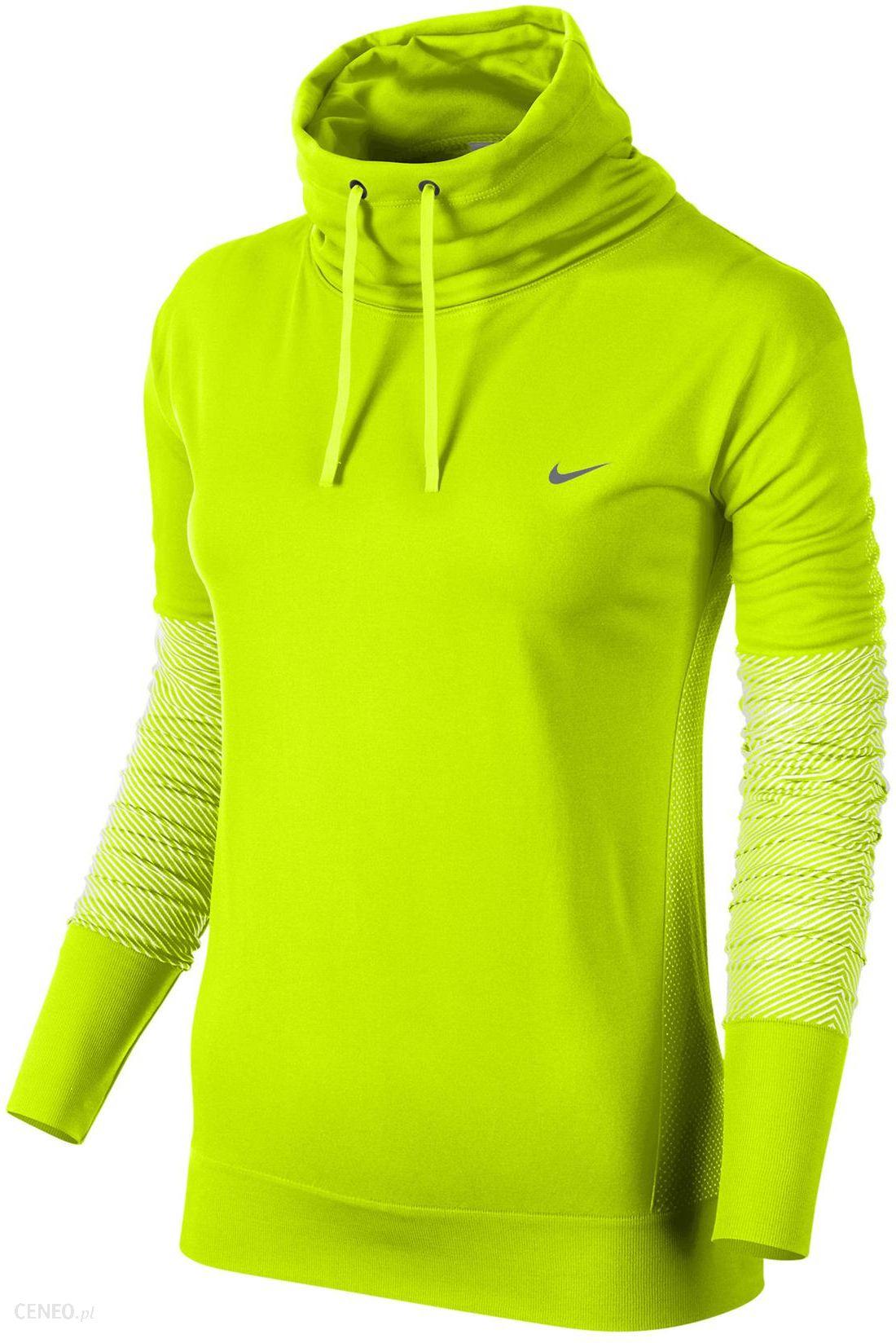 Bluza Nike Dri Fit Knit Infinity Cover 620382 702 Ceny i opinie Ceneo.pl