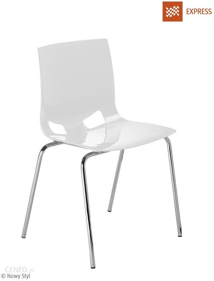 Nowy Styl Krzesło Fondo Pp Chrome Express Opinie i