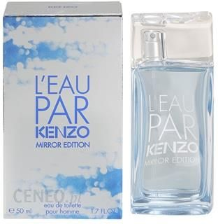 65aab8dbf4a Kenzo L Eau Par Kenzo Mirror Edition Pour Homme woda toaletowa 50ml -  zdjęcie 1