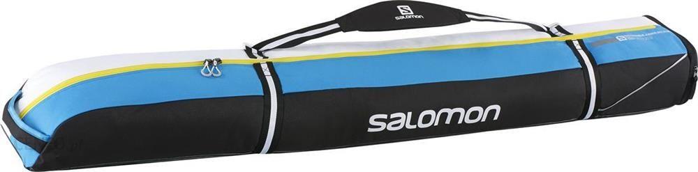 Salomon Extend 1 Pair 130+25 Jr Ski Bag CzarnyNiebieski 130 155 1415 Ceny i opinie Ceneo.pl