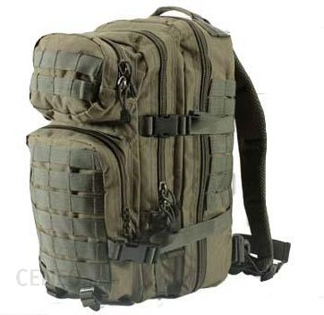 d6ceb0c414b8a Plecak Mil-Tec Assault Pack II - Zielony Od - Ceny i opinie - Ceneo.pl