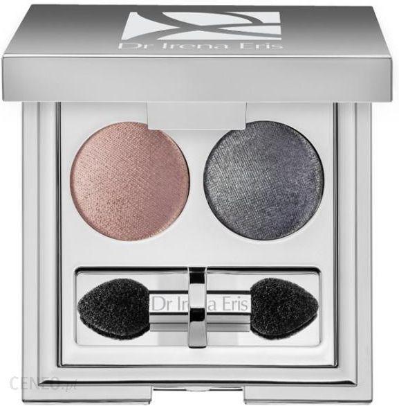 Dr Irena Eris ProVoke. Cienie podwójne Twin Eyeshadow nr 201 Grey Glamour