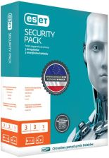 ESET Security Pack 3+3 1Rok Kontynuacja ESD (ESPK1Y3D)