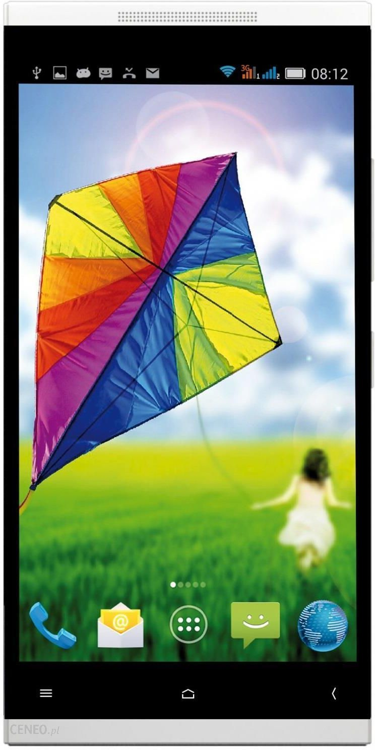 Nietypowy Okaz MyPhone LUNA Dual SIM Biały - Ceny i opinie na Ceneo.pl EU48