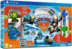Skylanders Trap Team Starter Pack (Gra PS4)