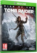 Rise of the Tomb Raider (Gra Xbox One)
