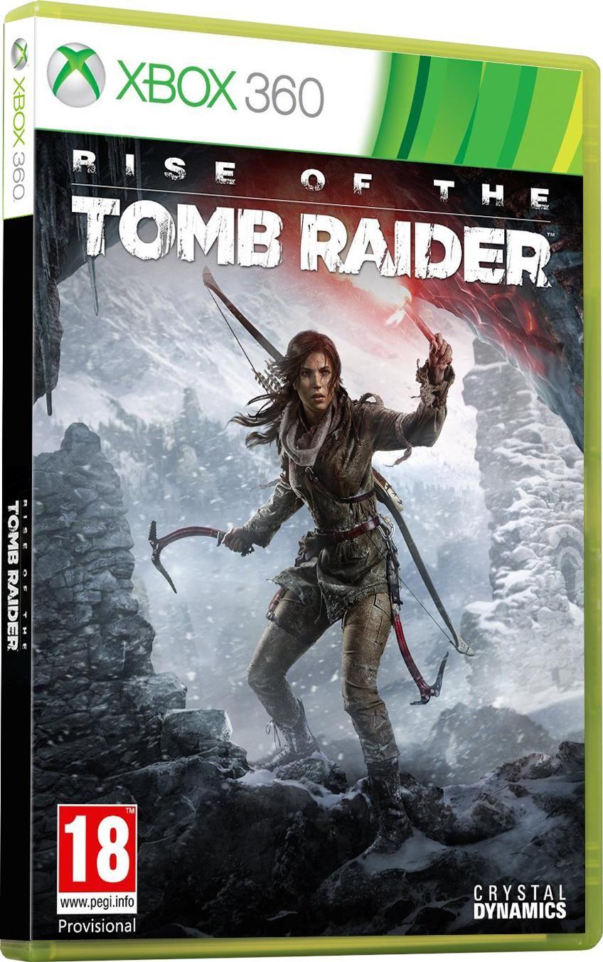 Rise Of The Tomb Raider Gra Xbox 360 Ceneo Pl