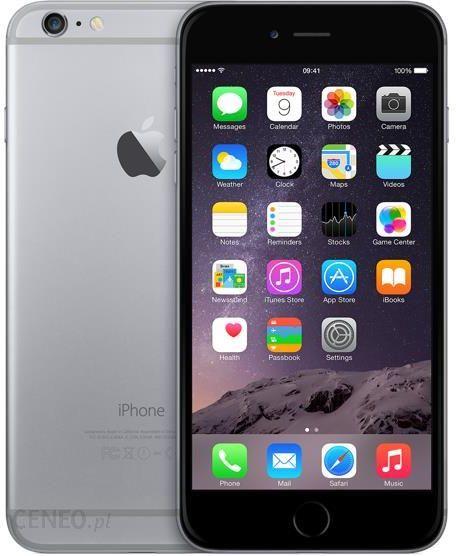 cf2d5560a553 APPLE iPhone 6 Plus 16GB Gwiezdna szarość - Ceny i opinie na Ceneo.pl