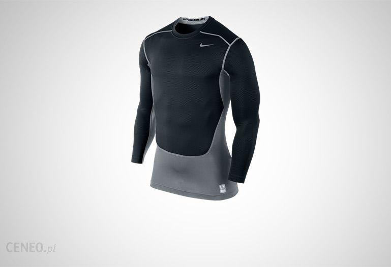 a810267c Nike Hyperwarm Lite Compression Crew (588890-010) - Ceny i opinie ...