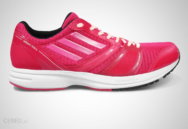 size 40 29357 e23b3 Adidas Adizero Ace 6 W różowe (F32281) - zdjęcie 1