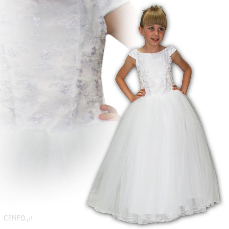 47291a1e06 Carpe Diem Sukienka Komunijna Puszynka II 015 IDN-10 - Ceny i opinie ...